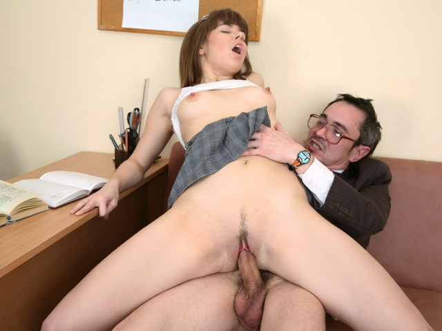 sinful man pet Sallys clit with his fingers and she was ready to fuck