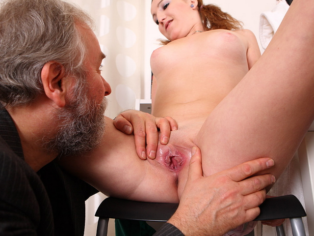 Sveta and her lover bring an o