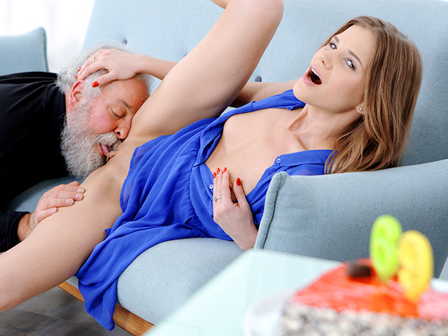 Sarah Key - Old Men Fucking Young Girls